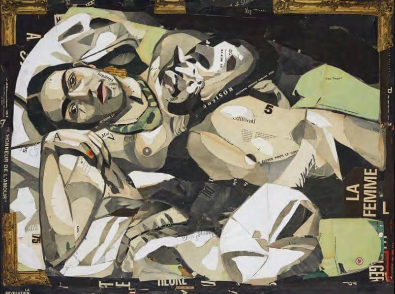 """frida3 """"Frida, a sangre"""" - Pedro García Villegas - Galeria Jordi Barnadas"""