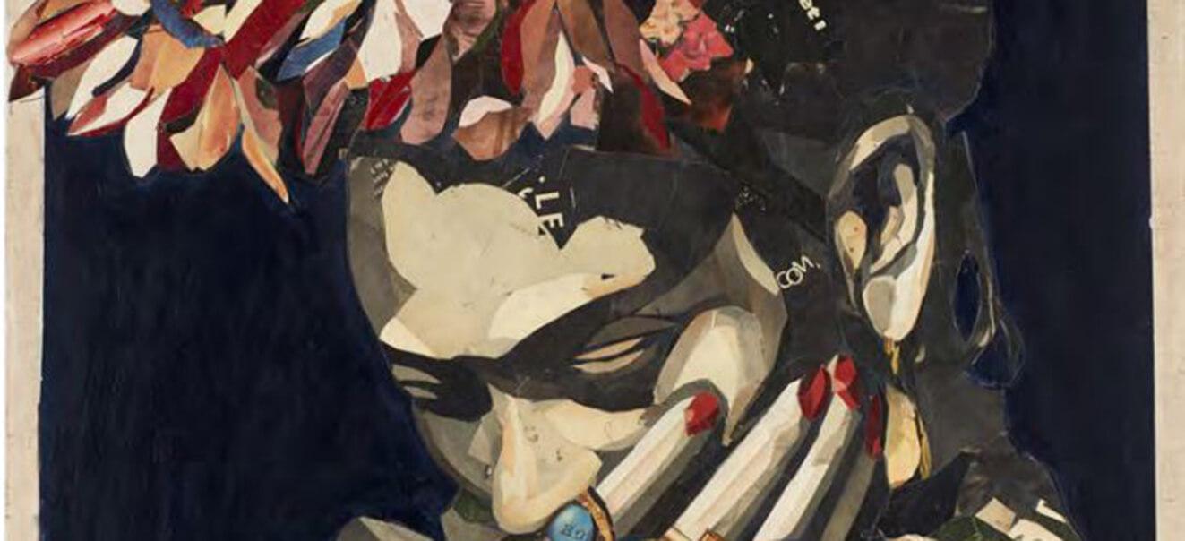 """""""Frida, a sangre"""" – Pedro García Villegas – Galeria Jordi Barnadas"""