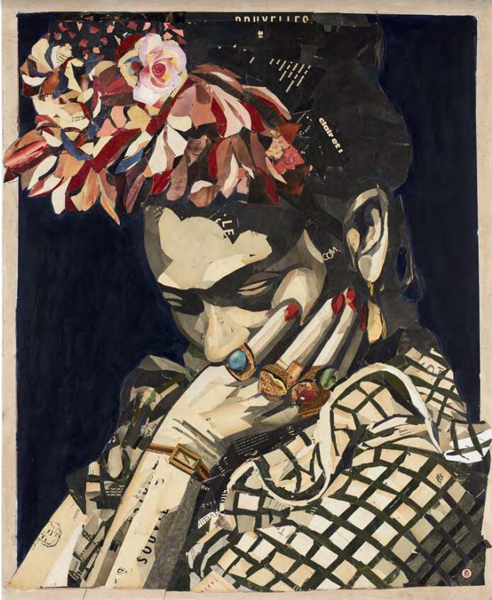 """frida4 """"Frida, a sangre"""" - Pedro García Villegas - Galeria Jordi Barnadas"""