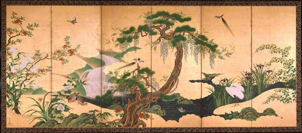 kano-eino-1024x453 Paula Leiva - Màgica singularitat d'inspiració japonesa