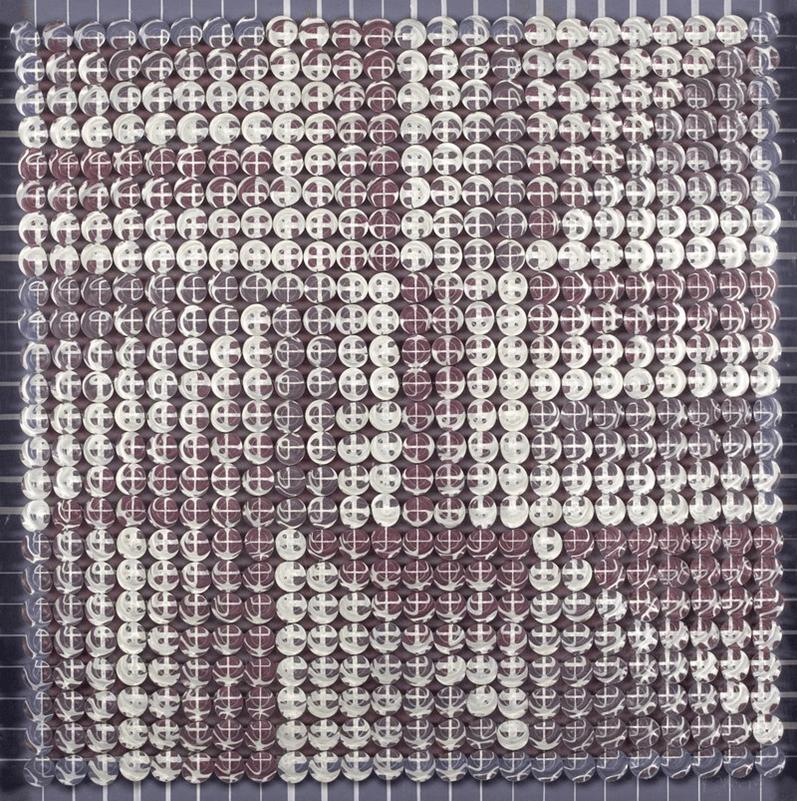 """Imagen1 Art Cinètic: """"Obres obertes. L'art en moviment 1955-75"""" La Pedrera"""
