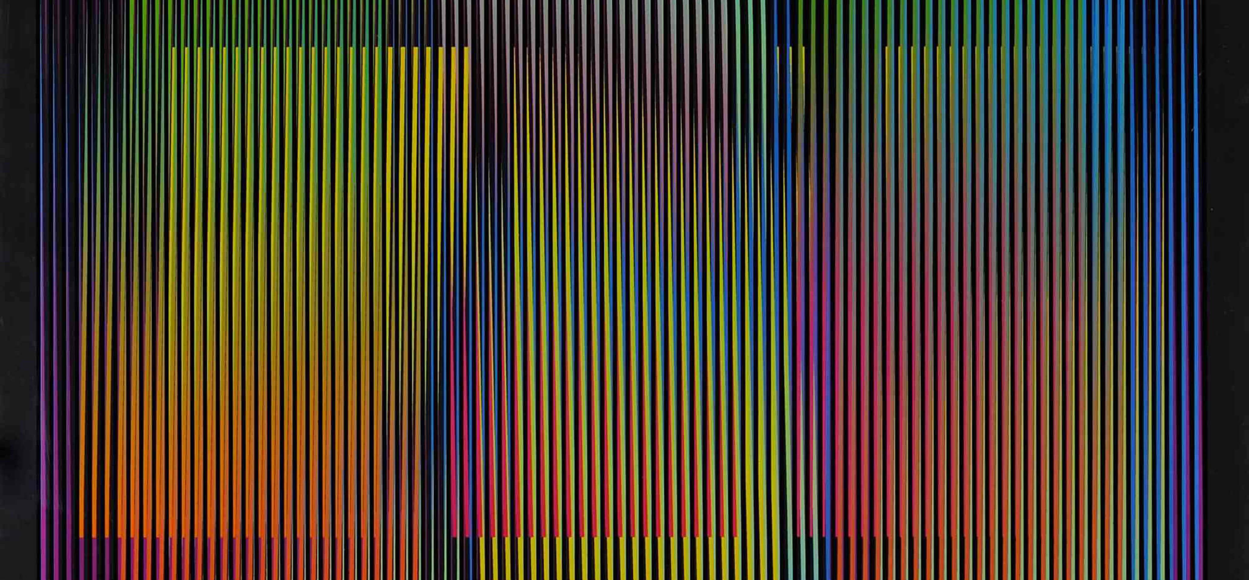 """Art Cinètic: """"Obres obertes. L'art en moviment 1955-75"""" La Pedrera"""