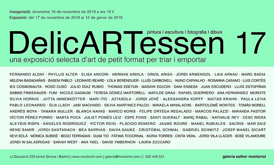 invitacio_delicartessen17_2910-còpia Per NADAL regala ART - 2018