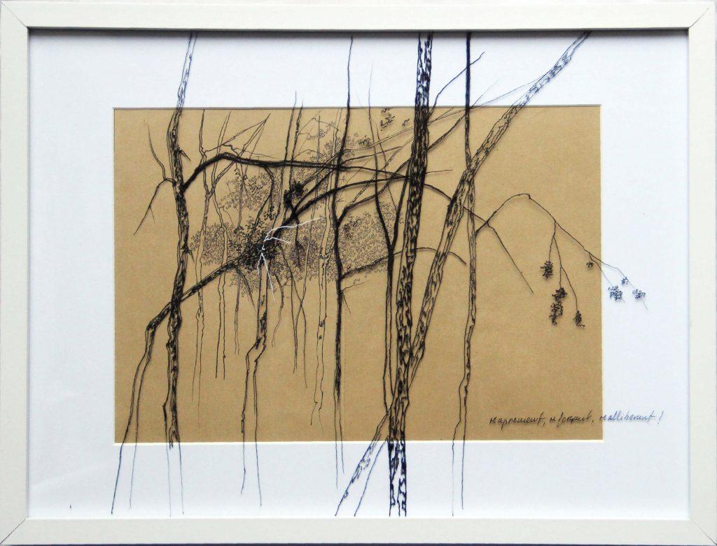 600€-Alló-que-amaguen-els-arbres-III-dibuix-d-paper-i-vidre-IMG_0066-1024x781 Tatiana Blanqué - Epidermis pictòrica