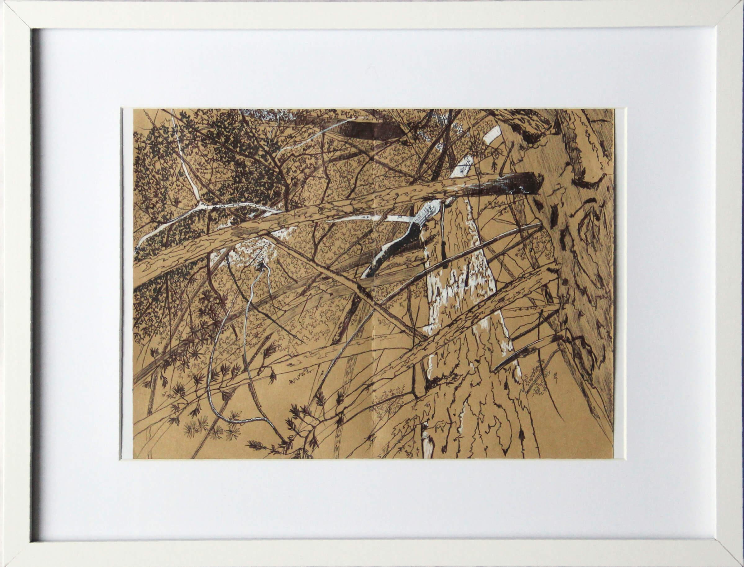 600€-Alló-que-amaguen-els-arbres-VII-40X30cm-dibuix-d-paper-IMG_0068 Tatiana Blanqué