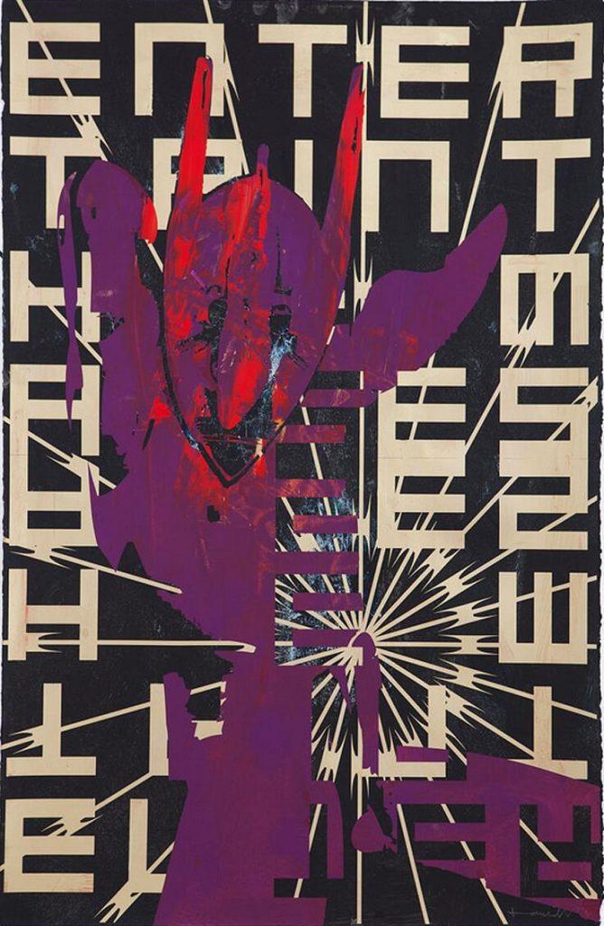 Kendell-Geers-1-668x1024 Kendell Geers #iPROtesttHEReforeIam - ADN Galeria
