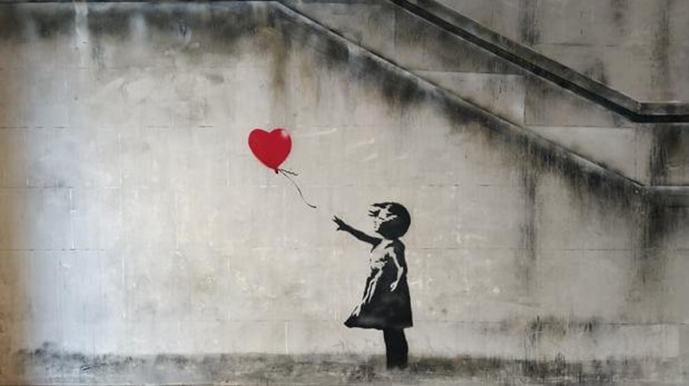 """The World of Banksy"""