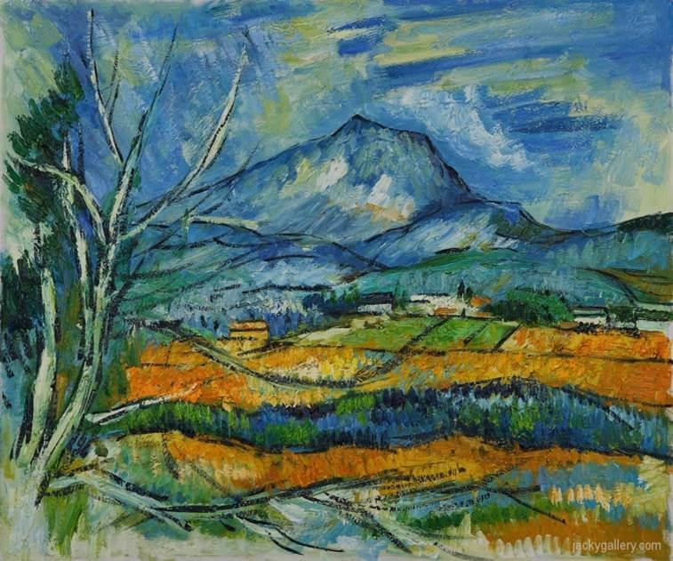 cézanne Fauvisme