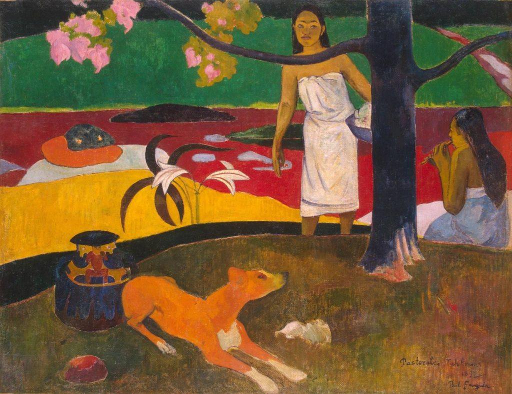 gauguin-1024x787 Fauvisme